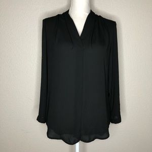 Mossimo Midsleeve Blouse
